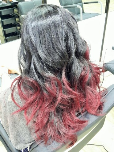 Back portion touch up pigment - davines