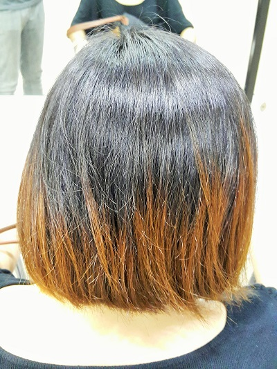 Review) Hair Colour Journey With Davines - Let\'s Roll With Carol