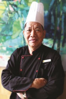 Zuan Yuan Chinese Chef, Chef Lee Siew Hap