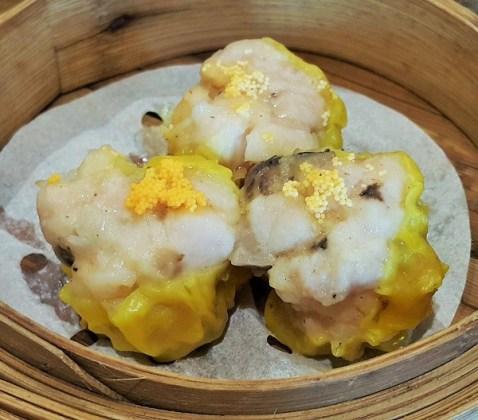Shrimp & Pork Dumpling 'Siew Mai',