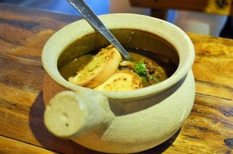 Balinese Spiced Sup Buntut (Oxtail Soup)