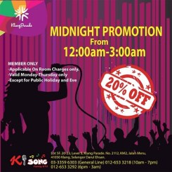 Midnight Promotion