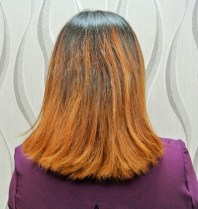 Before - Back Look