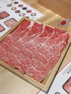 Japanese A5 Wagyu Beef