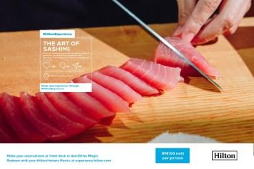 Hilton Kuala Lumpur_Art of Sashimi Experience