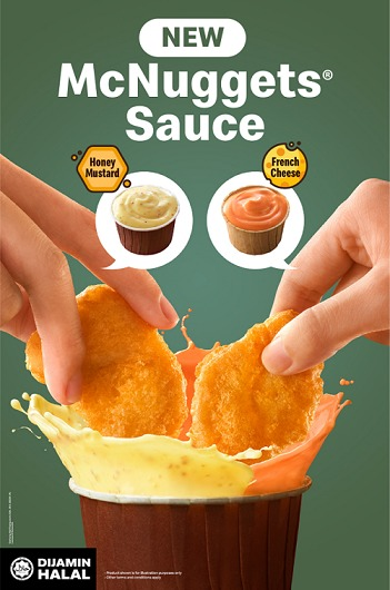 McD McNuggets Sauce