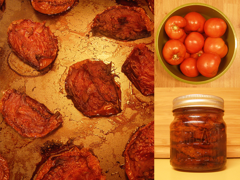 Tomatoes: How to Oven Roast