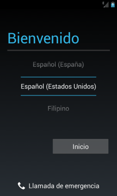 Android Jelly Bean Galaxy SII