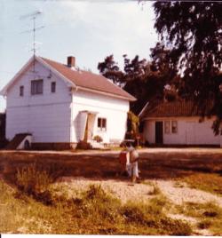 Dette er huset til Molvik i Rådalsveien.