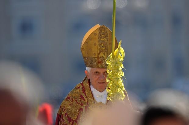 Domenica delle Palme in Piazza San Pietro