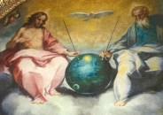 """""""Esaltazione dell'Eucaristia"""" di Ventura Salimbeni"""