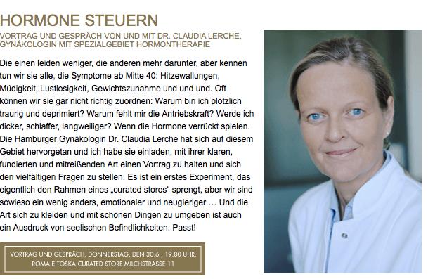Dr. Claudia Lerche