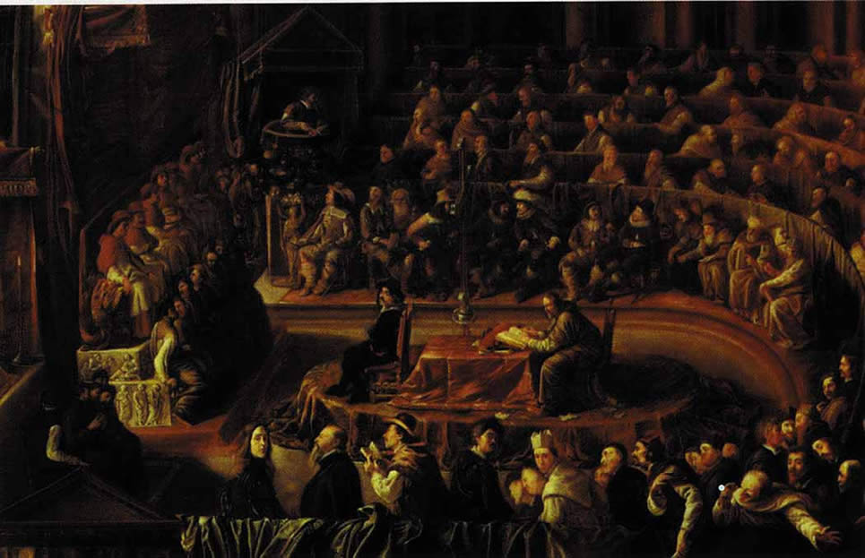 Galileo Prozess