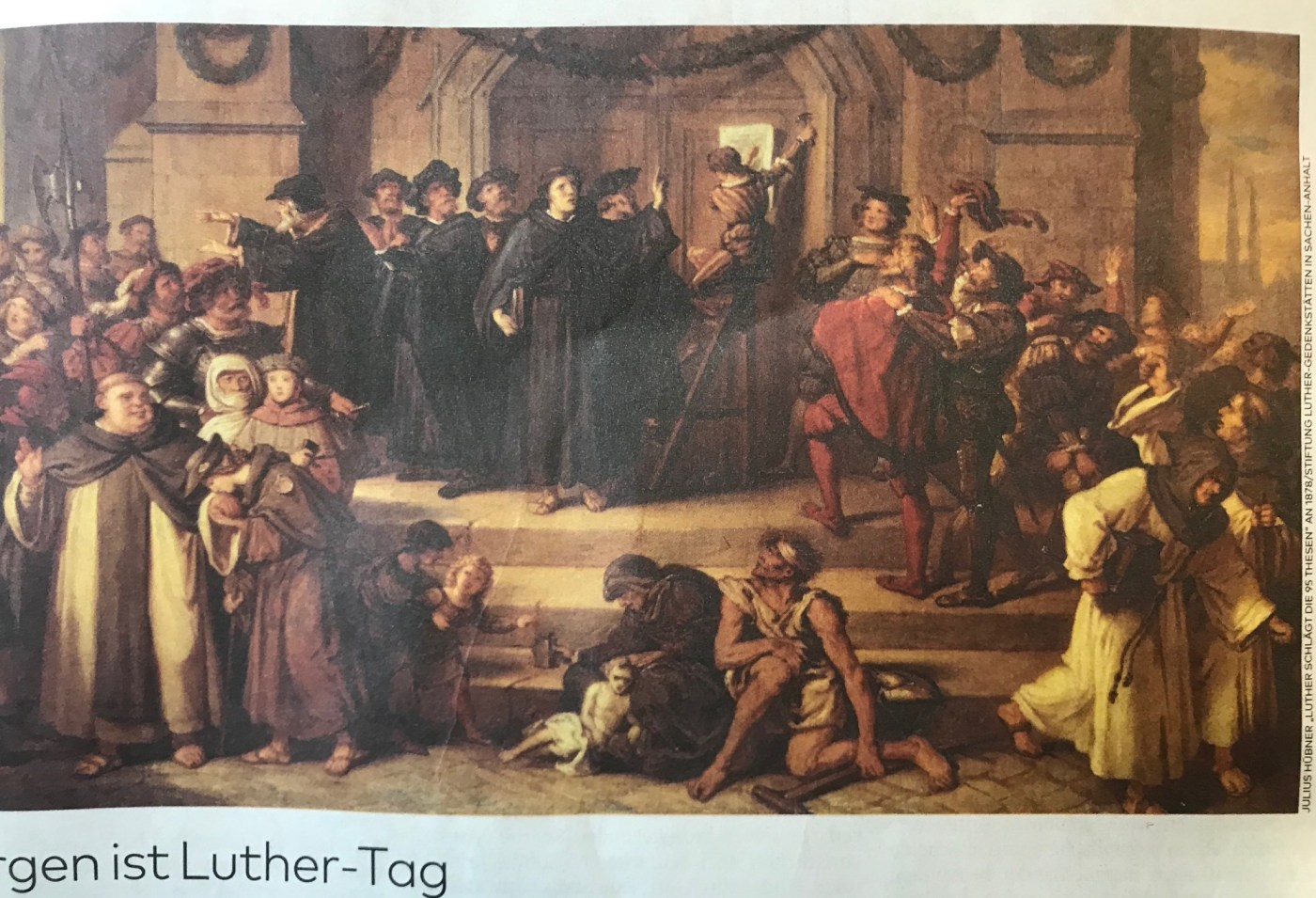 Luther Thesen