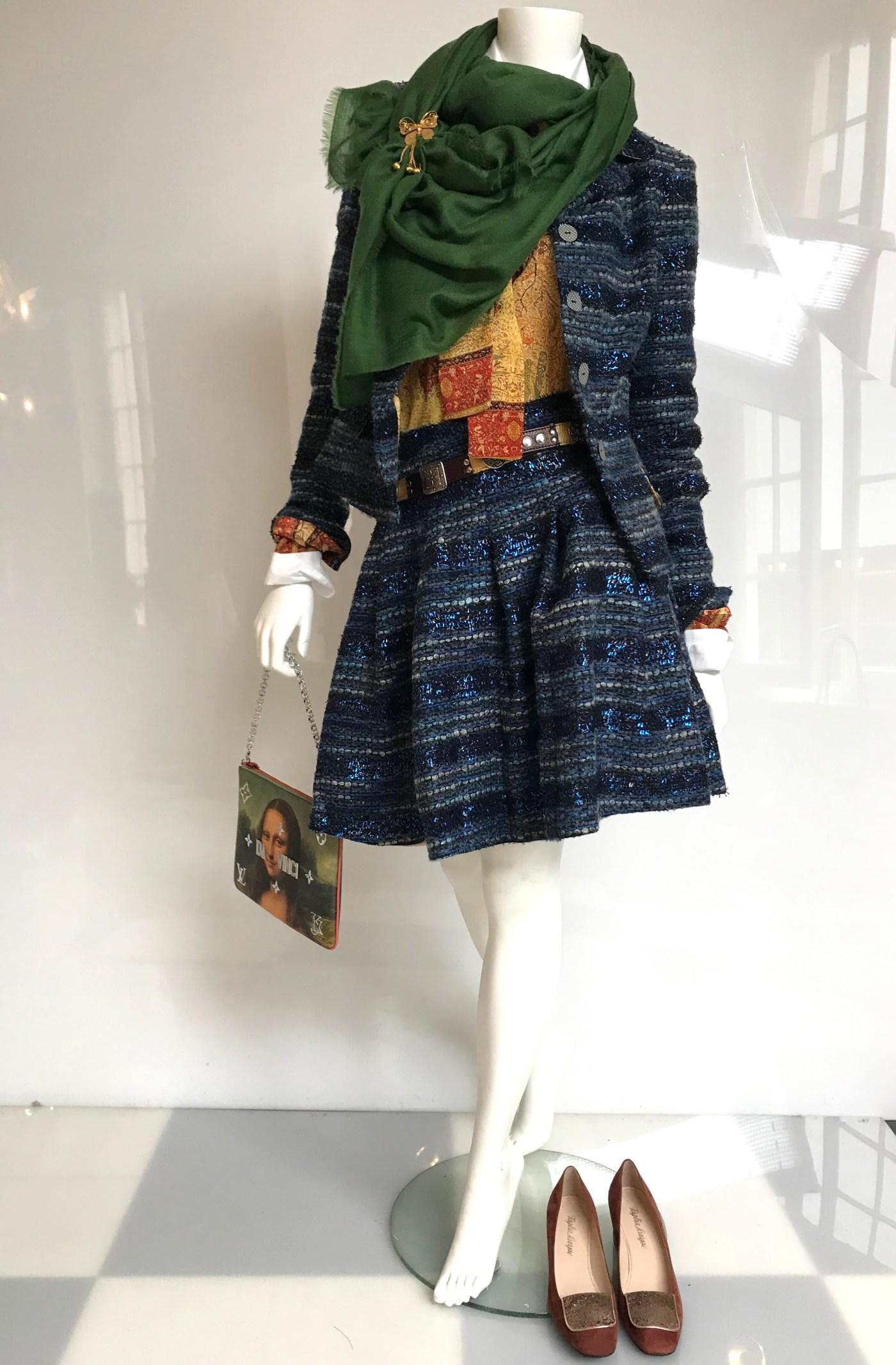Outfit Arabeske