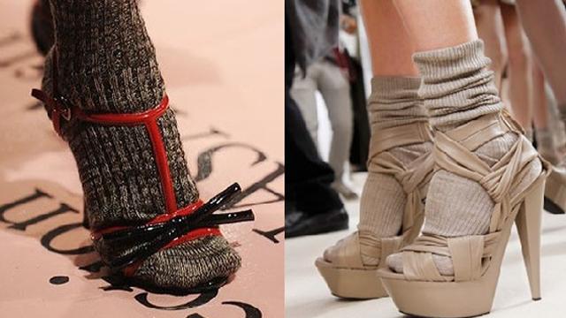 Prada-und-Burberry-2010-Heels-mit-Socken