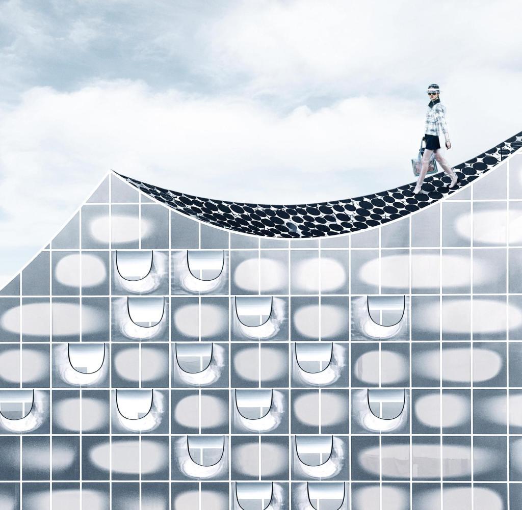 Elbphilharmonie Chanel