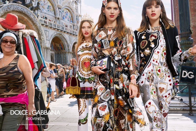 Dolce & Gabbana Spring Summer