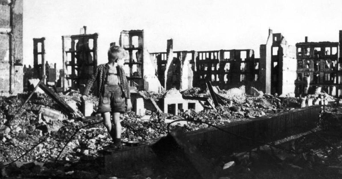 Nachkrieg Hamburg