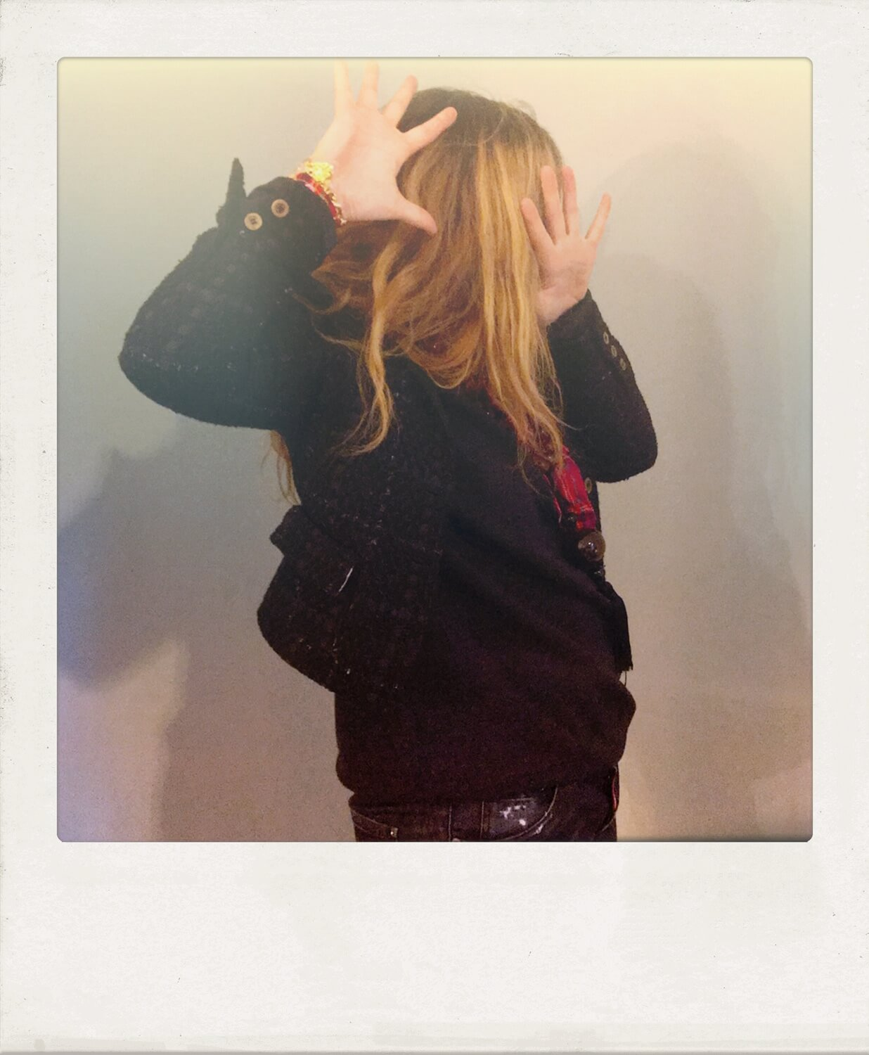 Polaroid Shooting