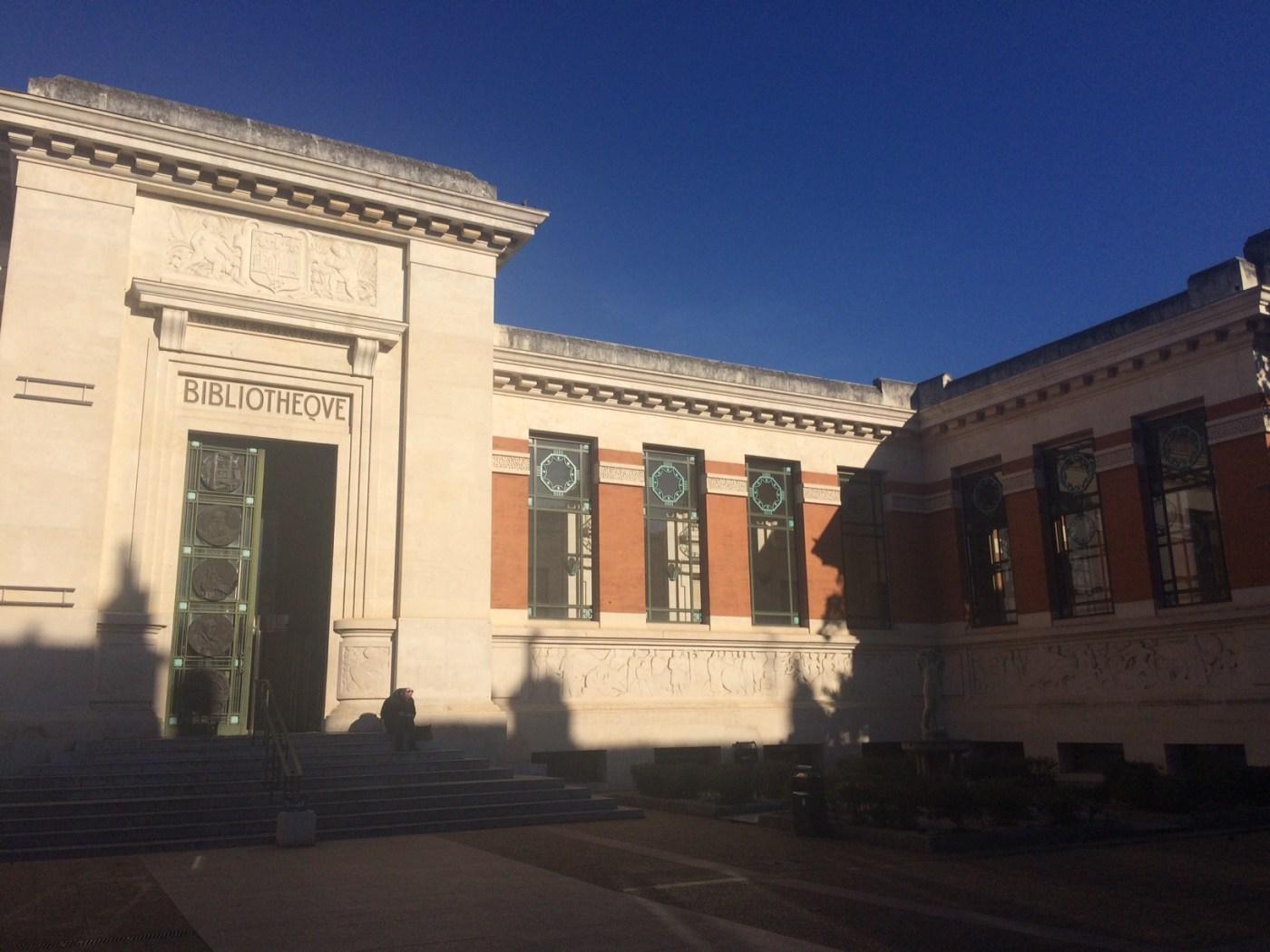 Bibliothek Toulouse