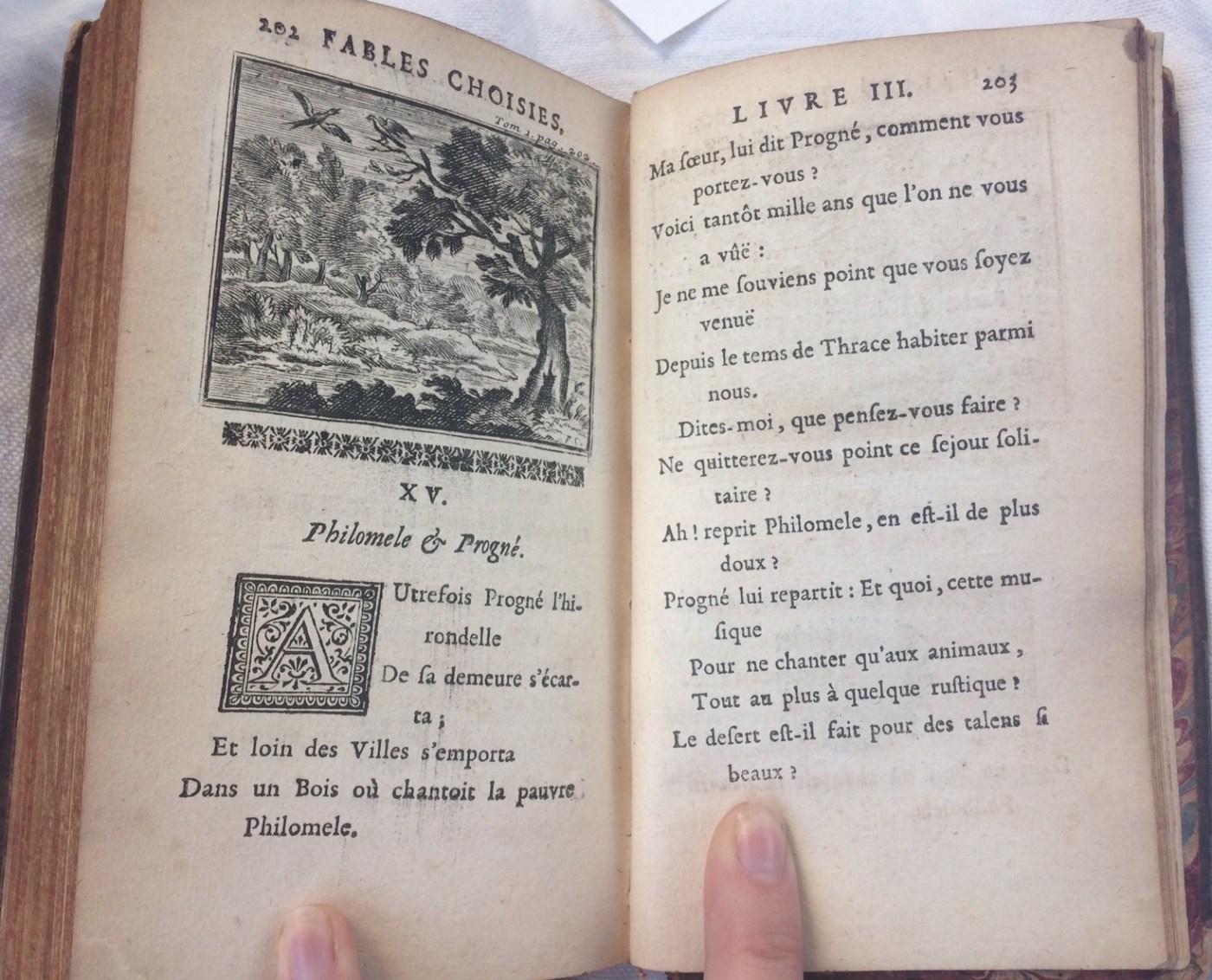 Fabeln Jean de la Fontaine