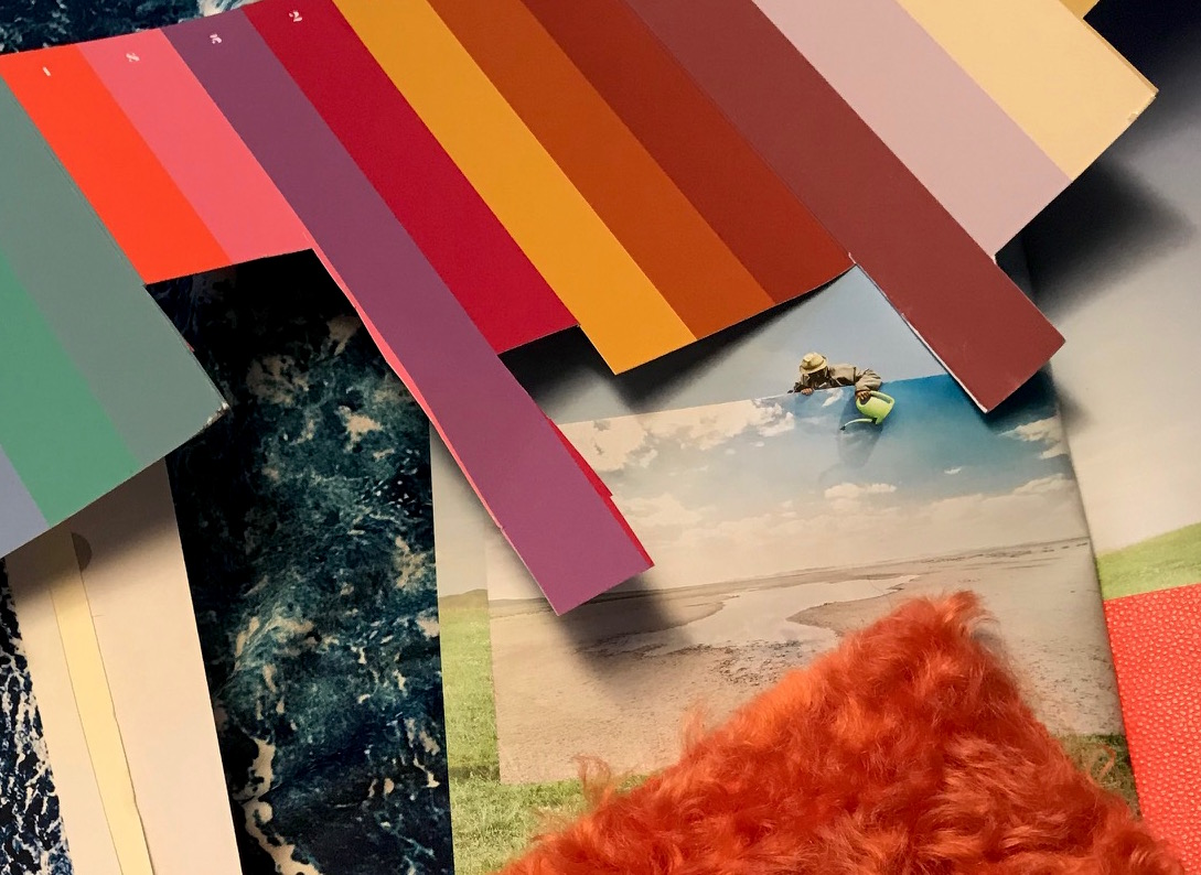 Color Card Spring Summer 2019