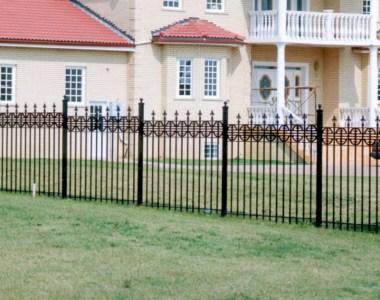 Custom Iron Fence gallery