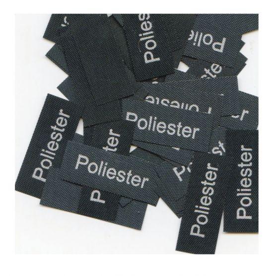 etichete tip polyester