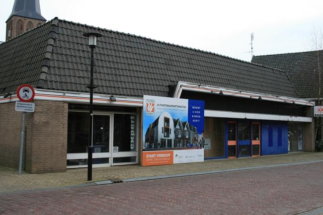 Leegstaand winkelpand, centrum Hengelo (gld), Gemeente Bronckhorst Beeld Janneke Rutgers