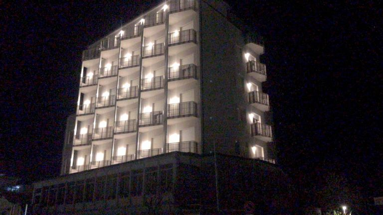 "alt=""Camera Hotel Des Bains Milano Marittima"""