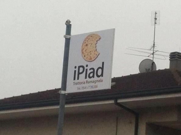 Altro che Steve Jobs. Quando vi viene fame, fatevi una Ipiad (via Facebook )