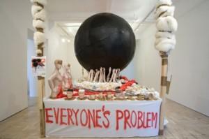 Thomas Hirschhorn, Everyone's Problem