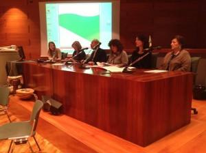 Tavolo di lavoro, progetto RAEE, Regione Emilia-Romagna