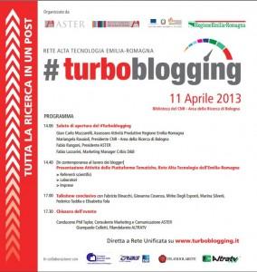 #R2B2013 – Raccontare l'innovazione e la ricerca attraverso la rete #Turboblogging Posted onmaggio 29, 2013ditrasferimentotec Evento di Premiazione