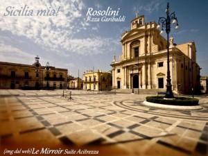 L' IDENTITA' DEI ROSOLINESI.                                                      di  Rosetta Savelli