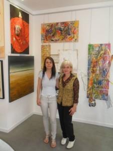 Gran vernissage sabato 5 luglio ore 17 Galleria Farini Bologna via Farini 26/d