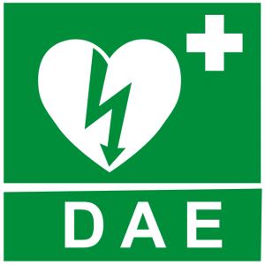 Segnaletica Defibrillatore Pubblico