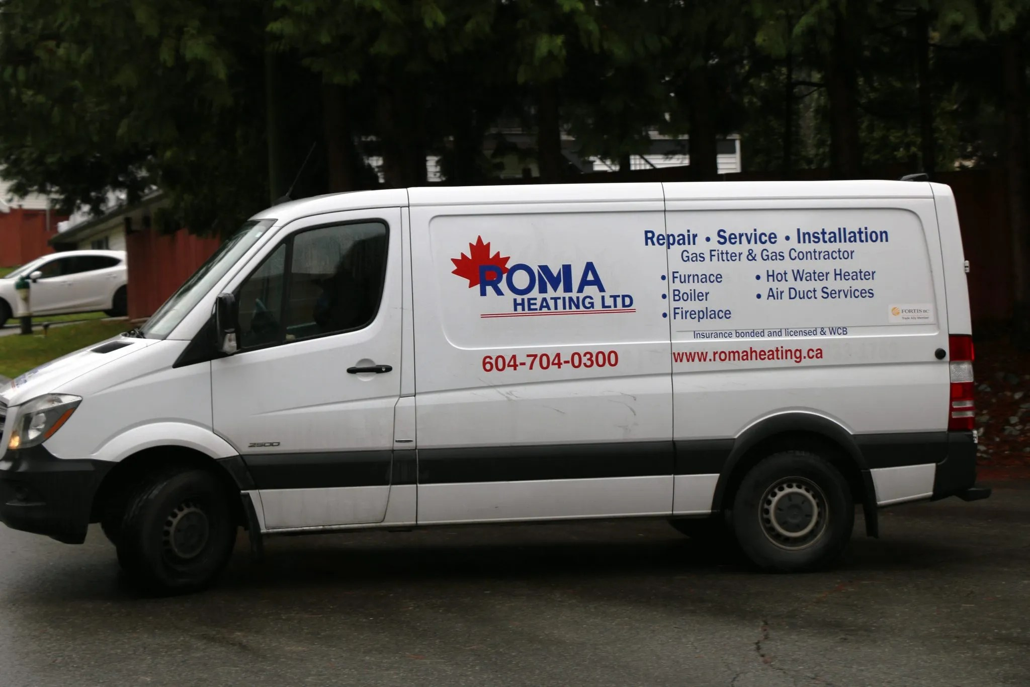 Air conditioning Repair in Burnaby