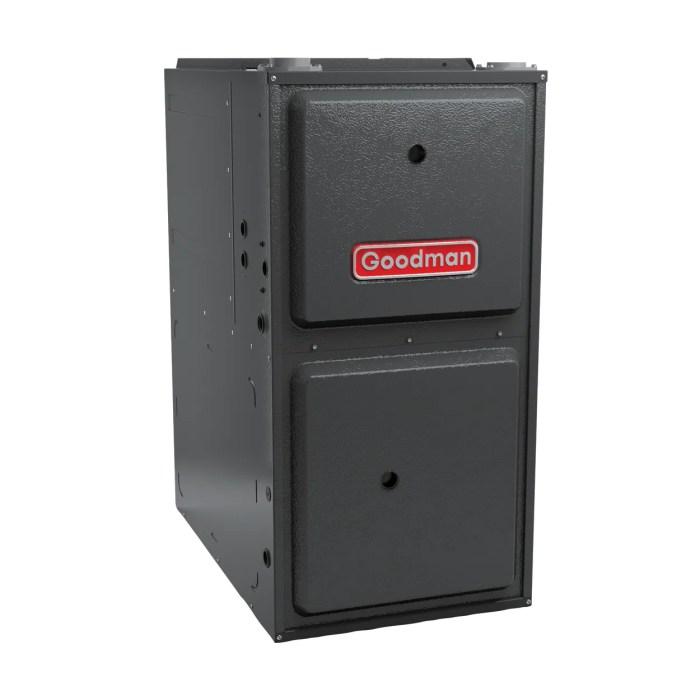 Goodman Gas Furnace GMES96-U
