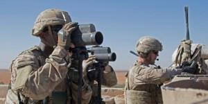 Συρία: Οι Αμερικανοί έφυγαν από βάση και την κατέστρεψαν ολοσχερώς