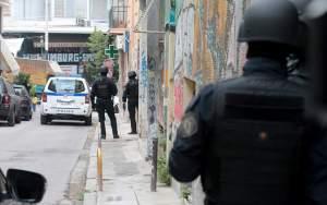 Αστυνομική επιχείρηση στα Εξάρχεια για ναρκωτικά (φωτογραφίες)