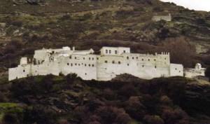 Ιερά Μονή Παναχράντου – Αγίου Παντελεήμονος Άνδρου