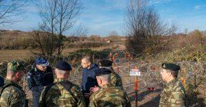 """Ενιαίος Φορέας Επιτήρησης Συνόρων και """"αποτρεπτικά εμπόδια"""" στον Έβρο"""