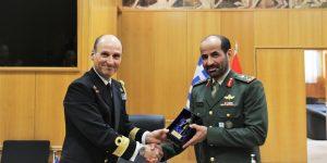 ΓΕΕΘΑ: Υπεγράφη στρατιωτική συνεργασία ανάμεσα σε Ελλάδα και ΗΑΕ [pics]
