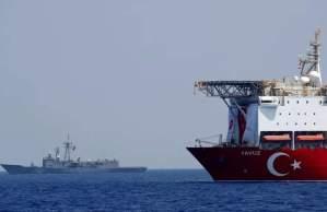 Τουρκική πρόκληση εις βάρος ισραηλινού ερευνητικού σκάφους