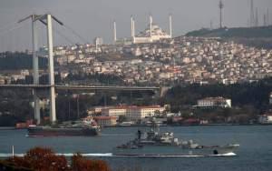 Θύελλα αντιδράσεων για τη διώρυγα στην Κωνσταντινούπολη