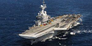 Στη Λεμεσό το γαλλικό πυρηνοκίνητο αεροπλανοφόρο Charles De Gaulle