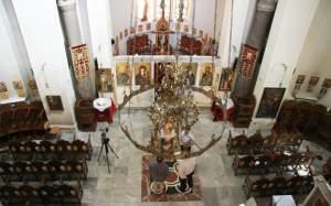 Παρατείνεται η ισχύς των προσωρινών περιοριστικών μέτρων στους χώρους λατρείας ΑΠΟΣΤΟΛΟΣ ΛΑΚΑΣΑΣ