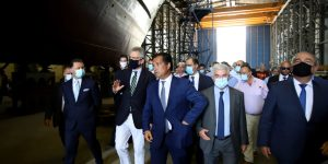 Εντός τριμήνου ολοκληρώνεται το σχέδιο εξυγίανσης των Ναυπηγείων Ελευσίνας από την αμερικανική ΟΝEX